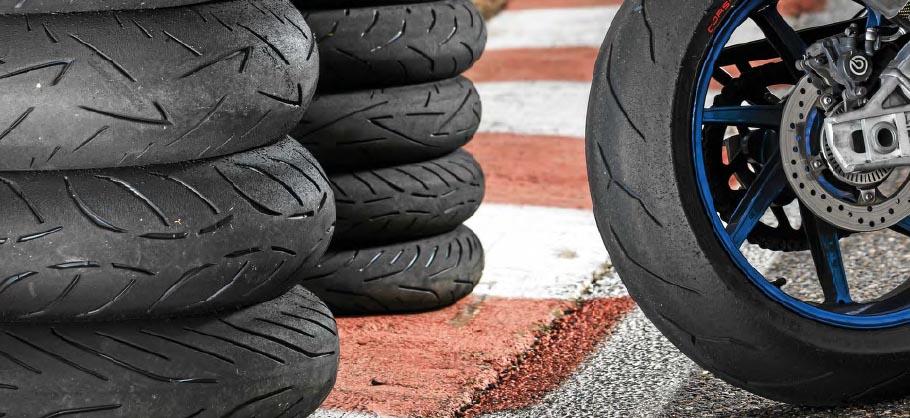 MC tyre test
