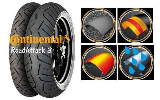 new contiroadattack 3 is the test winner mc tyres. Black Bedroom Furniture Sets. Home Design Ideas